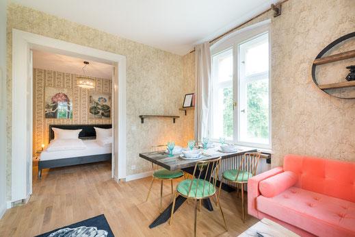 Design Apt. 81, Villa Arnim, Weinbergstr. 20, 1. OG