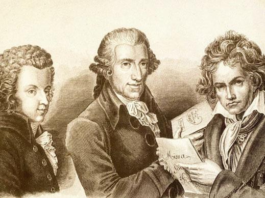 visite guidée de Vienne, spéciale musique et Beethoven