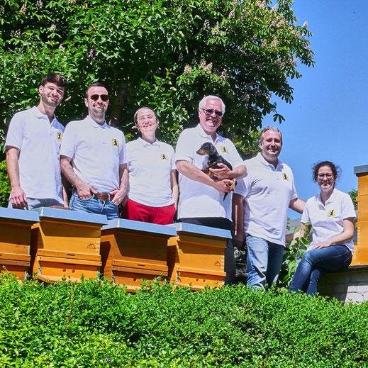 Imkerei Fließgold Team
