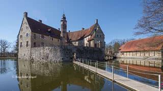 burg vischering luedinghausen