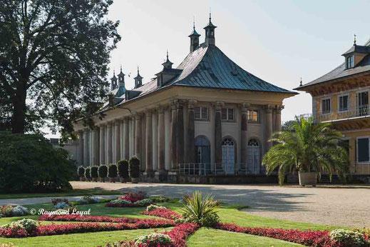 pillnitz palace and gardens