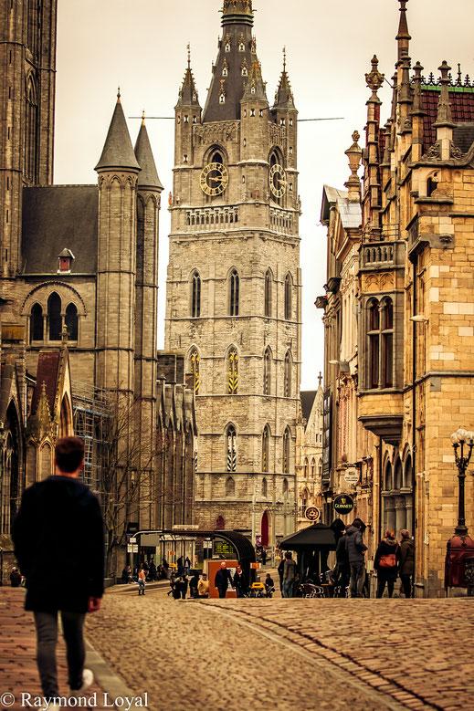 Gent Belgium Sint-Baafskathedraal