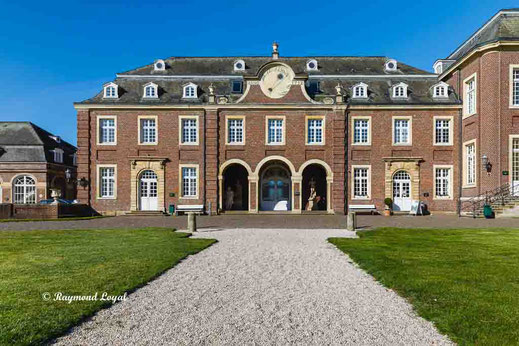 nordkirchen palace servants wing