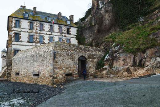 gendarmerie national mont saint-michel