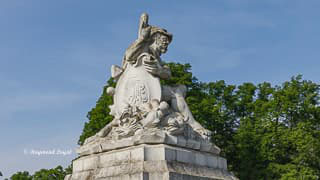 schloss augustusburg skulptur