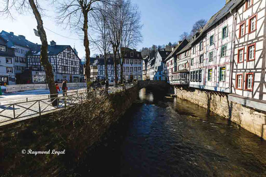 monschau old town image