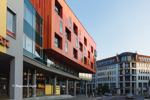 bautzen modern buildings