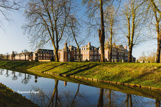 nordkirchen palace outer moat east side