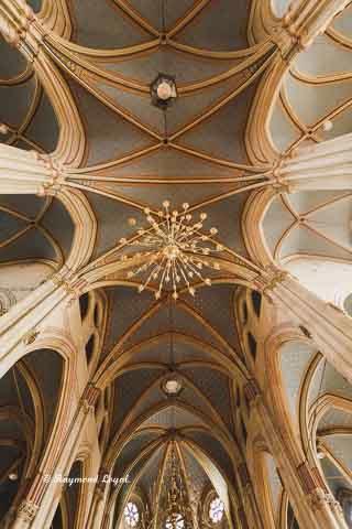 kathedrale zagreb kirche dach konstruktion
