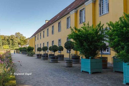 benrath palace orangery