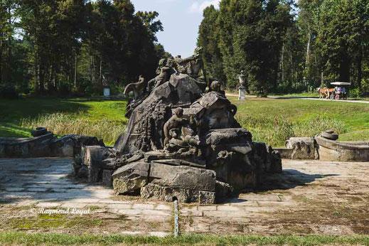 venus fountain at moritzburg palace