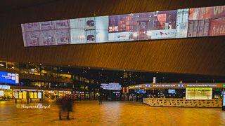 Rotterdam Hauptbahnhof Holland architektur fotos architekturfotografie