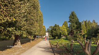 schloss benrath blumengarten