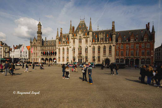 historic centre bruges belgium