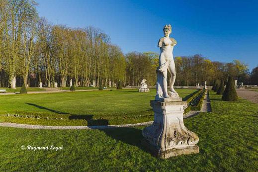nordkirchen palace parterre garden