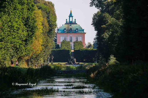 pheasant castle at moritzburg palace