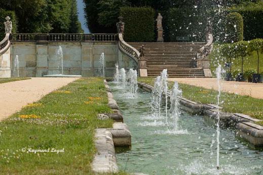 baroque garden grosssedlitz image