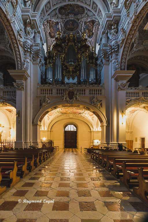 Passauer Dom Orgal foto