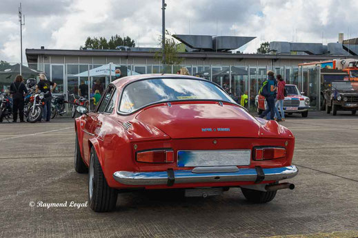 renault alpine a110 berlinette classic car