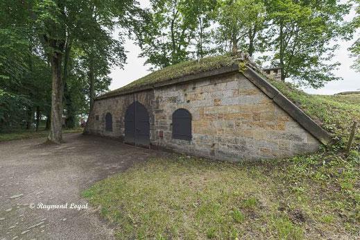 koenigstein fortress treasury casemate