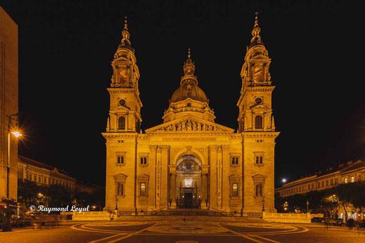 Budapest Basilica photography