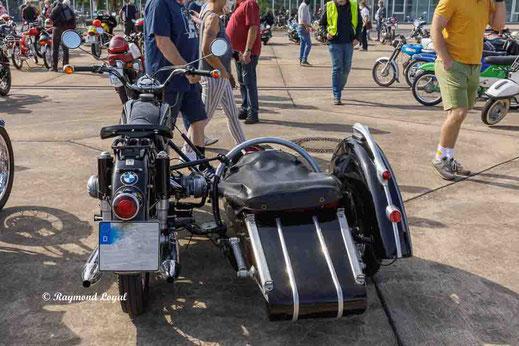 bmw r50-2 mototcycle sidecar
