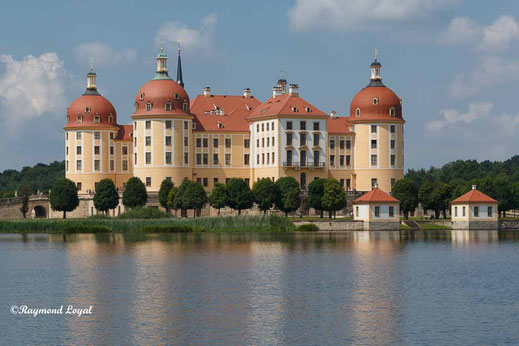 Moritzburg saxony foto