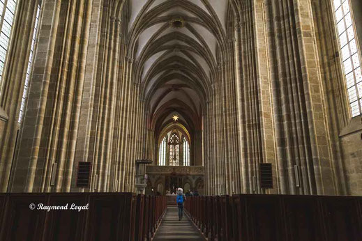 meissen cathedral naive low angle