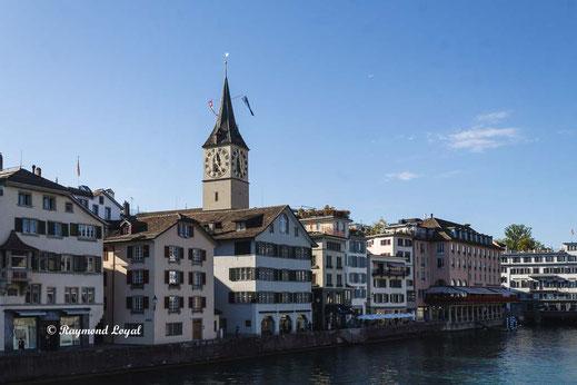 zurich city centre