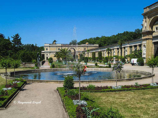 orangery palace at sanssouci