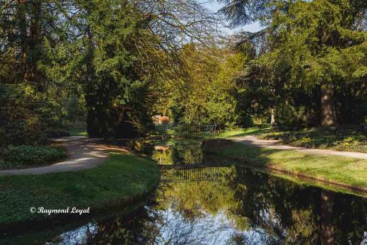 benrath palace landscape garden