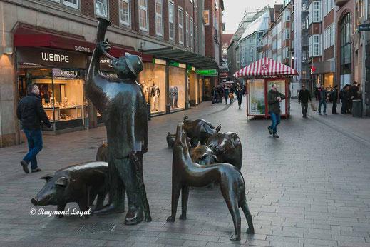 bremen altstadt skulpturen