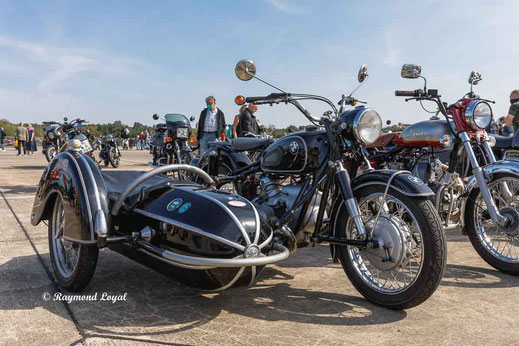 bmw r50-2 motorcycle sidecar