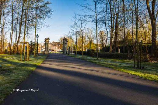 nordkirchen palace nothern park