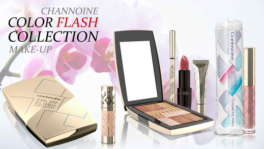 Mit Ihrem individuelles Make-up von Channoine für den perfekten Auftritt