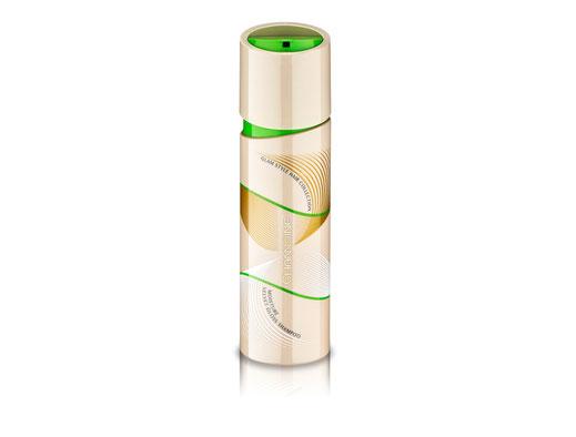 Velvet Gloss Shampoo - Luxuspflege für normales und strapaziertes Haar, verleiht auch bei täglicher Haarwäsche einen glamourösen Glanz