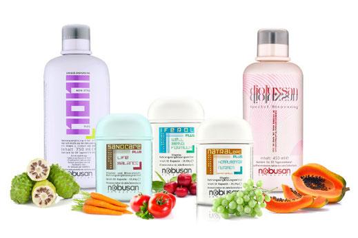 Nobusan für ein stärkeres Immunsystem und Unterstützung gegen Allergien