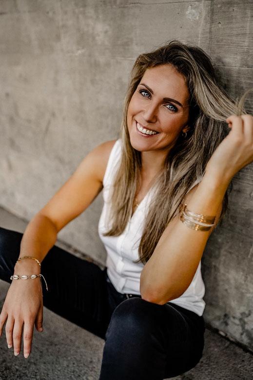 Tanja Gutmann,  Zertifizierte ConAquila Life Coachin