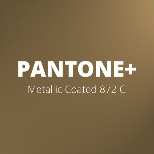 Pantone, Sonderfarbe, Metallic