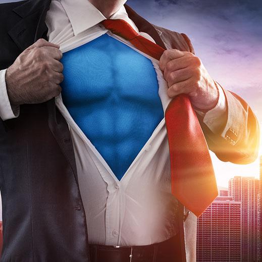 Superman, Keyvisual