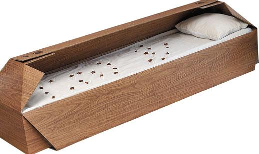 cercueil de cremation