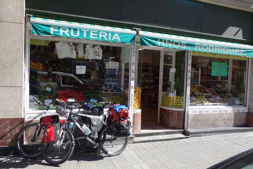 Fruteria, Bilbao, Früchteladen