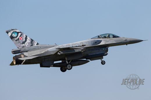 Polen und die F16