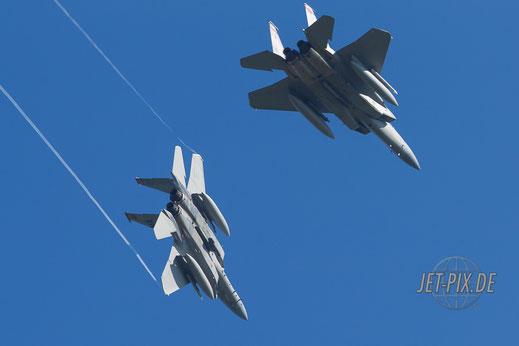 F15 mit Ablösung