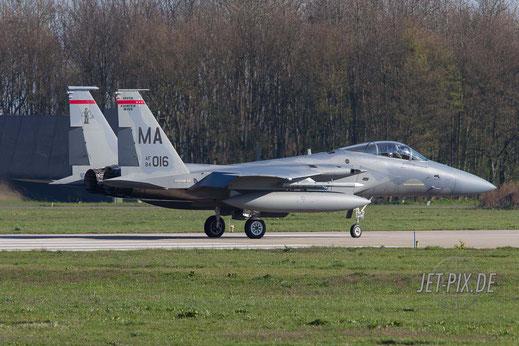 F15 auf dem Weg zur FinalChance