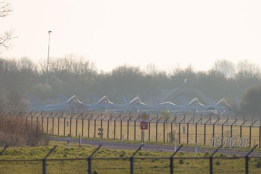 Nörvenich Bielcke Eurofighter Leeuwarden Deutschland