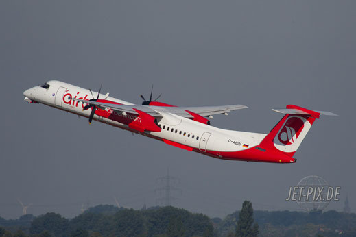 D-ABQI Air Berlin DASH