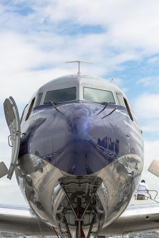 OE-LDM Red Bull - The Flying Bulls Douglas DC-6B 2017 06 25 Tag der Luftfahrt (TdL)