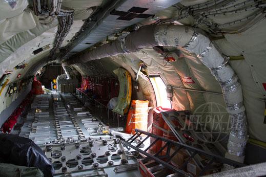 """23578 ANG Boeing KC-135 2012 06 16 ETNG Geilenkirchen """"Laderaum"""""""