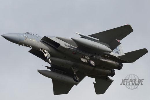 F15 beim Start
